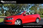 2012 Volkswagen Eos Executive 2012 Volkswagen Eos Executive 75489 Miles Salsa Red Convertible 20L 4 CYLINDER