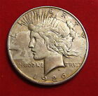 Silver Peace Dollar 1926 S   free shipping