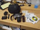 Canon EOS Rebel Digital Camera DS6041 18 55mm Lens w battery charger 711220