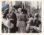 Lillian Gish in DW Griffith short Musketeers of Pig Alley RARE Photo