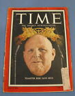 TIME MAGAZINE APRIL 8 1957 TEAMSTERS DAVE BECK ROBERT KENNEDY SUEZ CANEL