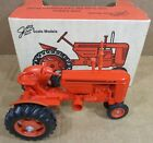 Scale Model JLE Summer Festival Toy Show Red Farm Tractor Die Cast 116 Made USA