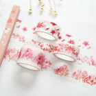 Cherry Blossom Japanese The Paper Tape Cherry Blossom Adhesive Stickers