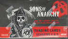 Sons of Anarchy Seasons 4 and 5 - 1 (ONE) Factory Sealed Trading Card Box