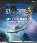 Star Trek The Original Series 50th - 1 (ONE) Factory Sealed Trading Card Box