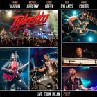 TYKETTO LIVE FROM MILAN 2017 USED - VERY GOOD CD