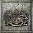 SONS OF APOLLO - PSYCHOTIC SYMPHONY USED - VERY GOOD CD