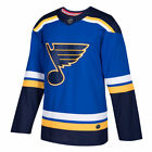 #4 Carl Gunnarsson Jersey St. Louis Blues Home Adidas Authentic