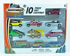 Matchbox Hero City Collection 2 10 Pack Set B5610 cars trucks unopened NEW