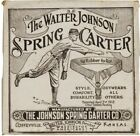 Walter Johnson Cards and Autograph Guide 45