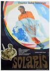 Tarkovsky Andrei Solaris Original Russian poster for the 1972 film 136505