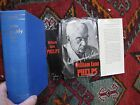 William Lyon Phelps Autobiography Signed Inscribed Illustrated Letters 1939