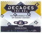 2013 14 In The Game Decades - The 90's Hockey Hobby Box