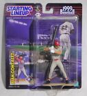 STARTING LINEUP 1999 BASEBALL JUAN GONZALEZ TEXAS (G109850-1 H-1) #9
