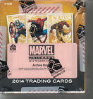Marvel Universe 2014 Trading Cards Sealed Archive Box A