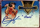 BRYCE HARPER 2012 TOPPS FIVE STAR ROOKIE AUTO NICKNAME INSCRIPTION 10 NATIONALS