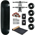 BLANK COMPLETE Skateboard DPD BLACK 775 Skateboards