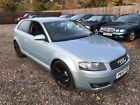 Audi A3 Tdi spares or repairs Starts runs and drives Oil in coolant
