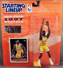 1997 Starting Lineup Convention Shaquille O'Neal Figure Los Angeles Lakers SLU