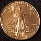 American Eagle Gold 50 1 Oz Coin 1986 MCMLXXXVI