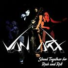 VAN ARX - STAND TOGETHER FOR ROCK AND ROLL USED - VERY GOOD CD