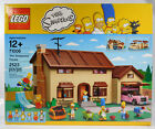 Lego The Simpsons 71006 THE SIMPSONS HOUSE 2523 Pieces New in Box!