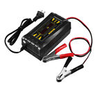12v 5a6a10a Smart Car Motorcycle Pwm Battery Charger Automatic Intelligent