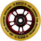 North Scooters Wagon Gum 88A Scooter Wheel Wine Red 110mm Single Wheel
