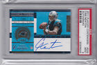 Cam Newton 2011 Playoff Contenders Rookie Ticket AUTO PSA 9 PANTHERS