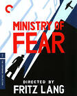 Ministry of Fear Blu ray Disc 2013 Criterion Collection FACTORY SEALED