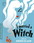 I Married a Witch Blu ray Disc 2013 Criterion Collection FACTORY SEALED