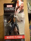 FACTORY ERROR - Marvel Legends RAGE figure with an ARMORED SPIDERMAN head