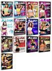 EM PRODUCTIONS Disc JILLIAN MICHAELS Workout Fitness DVD VIDEO New YOU CHOOSE