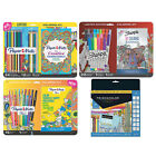 Prismacolor Paper Mate and Sharpie Adult Coloring Book Kits