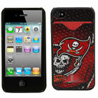 Tampa Bay Buccaneers Iphone 4 Case W/ Credit Card Holder Cellphone Cases