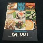 WEIGHTWATCHERS EAT OUT COMPREHENSIVE GUIDE 2010