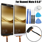 LCD Display + Touch Screen Digitizer Assembly Replacement+Tool For Huawei Mate 8