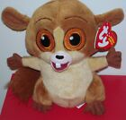 NMT* Ty Beanie Baby ~ MORT the Madagascar Movie Lemur (5 Inch) MWNMT