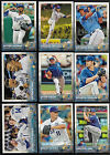 2015 Topps Complete KANSAS CITY ROYALS 22 Card Team Set World Series Champions