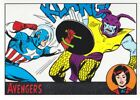 2015 Rittenhouse Avengers: Silver Age Trading Cards 12