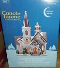CAROLE TOWNE LEMAX CHRISTMAS GLORIA'S GRACE CHURCH LIGHTED VILLAGE HOUSE 11