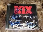 Kix Rare Band Signed Autographed Comeback CD Rock Your Face Off 2014 Glam Hard
