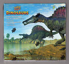 2015 Upper Deck Dinosaurs Trading Card Hobby Box - 1 Sketch, 3-D, 1 Patch