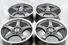 17 Wheels Civic Cooper Galant XB Miata Accord Cobalt Spark MR2 4x100 4x114 Rims