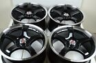 17 Wheels Accord Cooper TL Corolla Galant Lancer XB Civic Ion 4x100 4x114.3 Rims