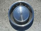 one 1977 to 1979 Oldsmobile Delta 88 15 inch hubcap wheel cover