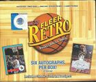 2012-13 Fleer Retro Factory Sealed Basketball Hobby Box Michael Jordan AUTO ??