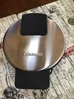 NEW Classic Waffle Maker Round Cuisinart WMR-CA Nonstick Browning Control no box