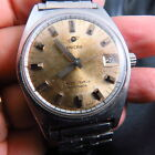 SWISS MADE VINTAGE ENICAR STAR JEWELS AUTOMATIC MEN WATCH