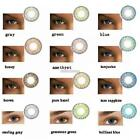 Beauty Makeup Cosmetic Color Contacts Eye Lenses Color Blends Cosplay Party T3